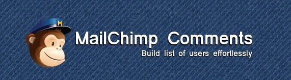 Mail Chimp Comments Plugin