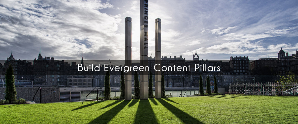 Evergreen Content Pillars