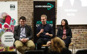 Learn Inbound Speaker Panel