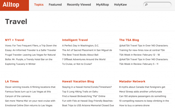 AllTop Blogs